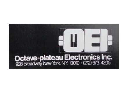 1979-Octave Electronics merges with Plateau Electronics