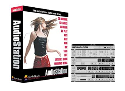 1992-Voyetra Technologies develops AudioStation