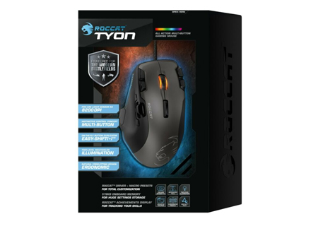 2014 – ROCCAT launches the Tyon