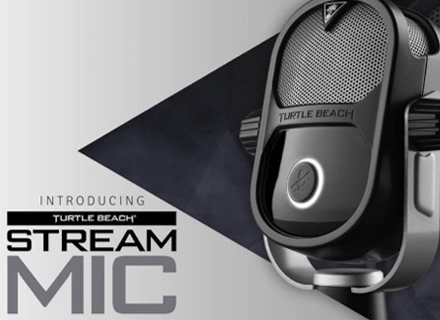 2016-Turtle Beach launches the Stream Mic