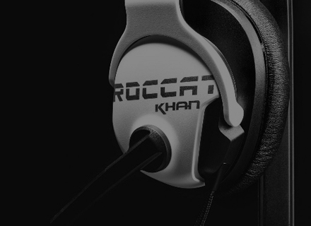 2018 – ROCCAT launches Khan AIMO - grey