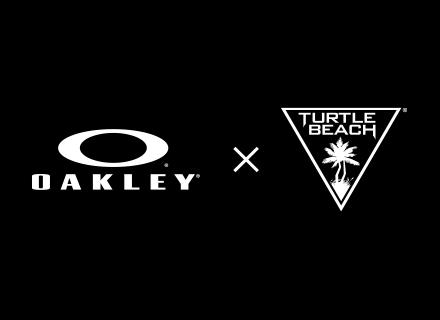 oakley x turtle beach partnership